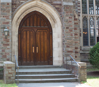 Doorway in Princeton