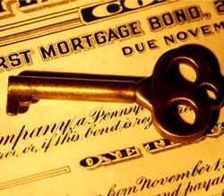 mortgage bond document